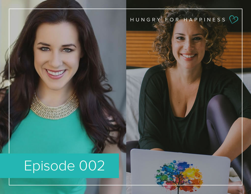 Episode 002: How to Surrender and Embrace Uncertainty with Elizabeth DiAlto