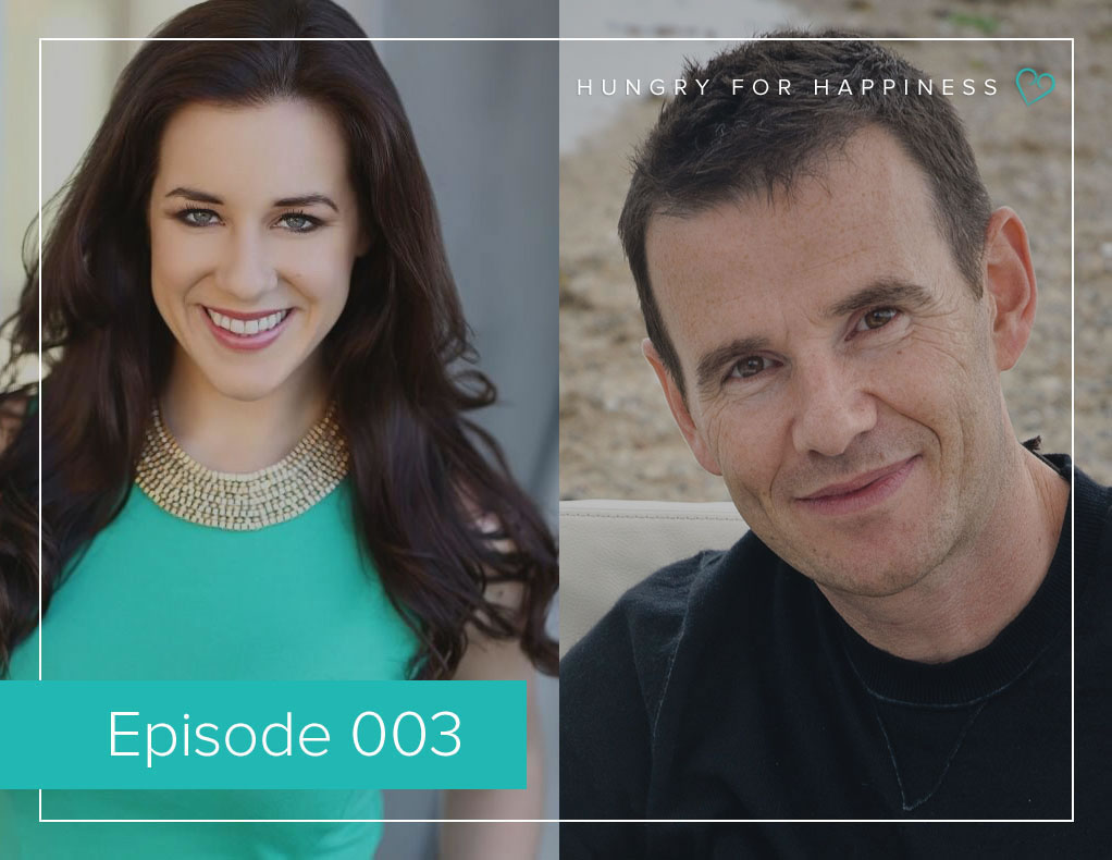 Episode 003: Facing the Truth of Authentic Living with Philip McKernan