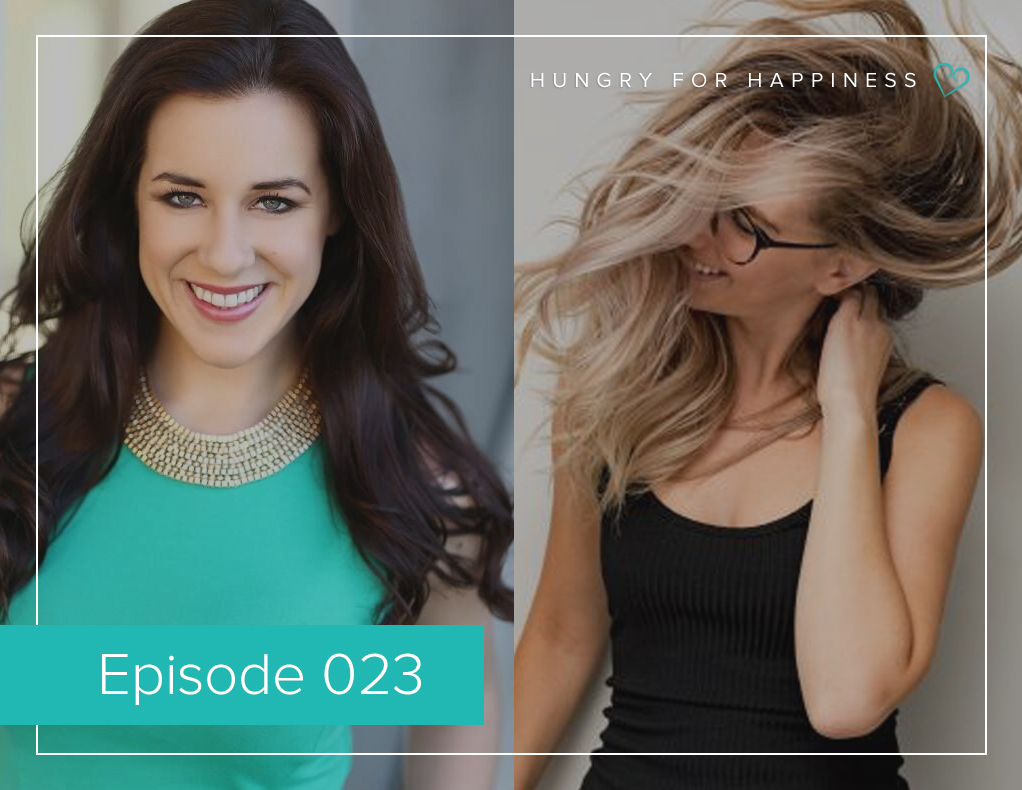 Episode 023: The Healing Effects of Journaling with Katie Dalebout