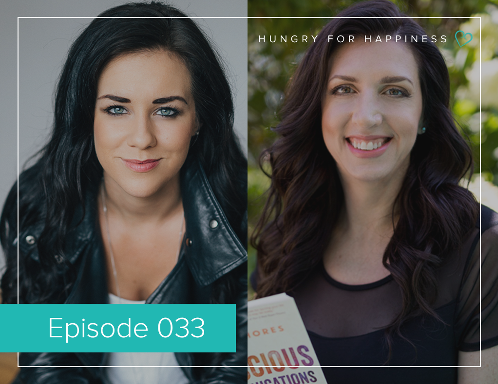 Episode 033: Conscious Communication with Mary Shores