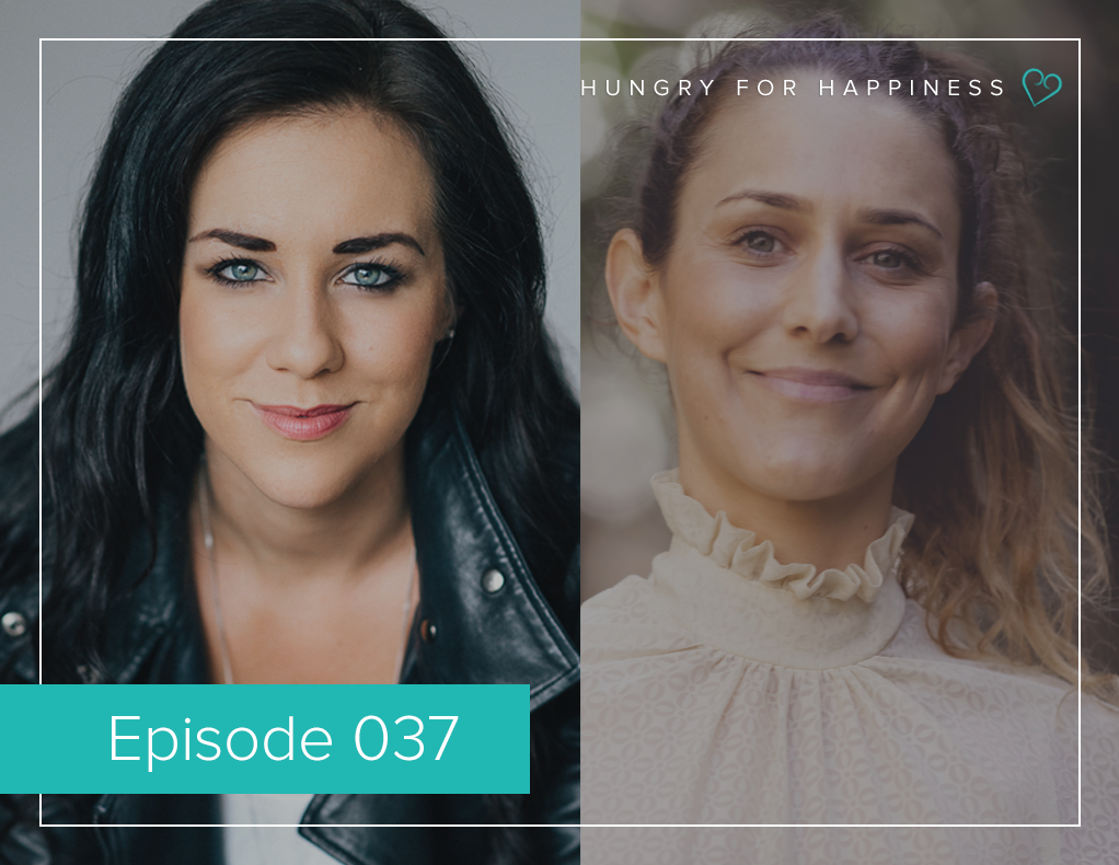Episode 037: Raising Your Frequency & Money Mindset with Peta Kelly