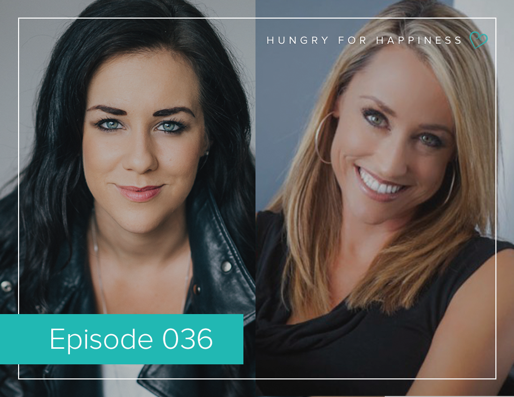 EP 036: How to Stop Feeling Like Shit with Andrea Owen