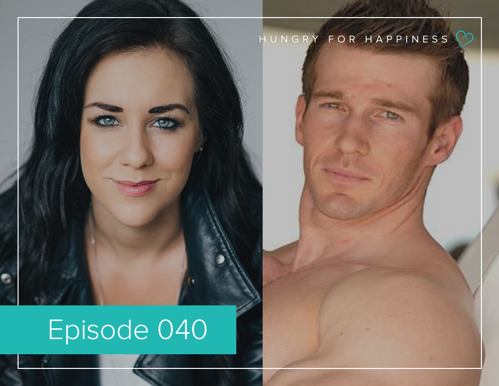 Episode 040: Anorexia and Body Image Issues as a Male Athlete with Jason Phillips