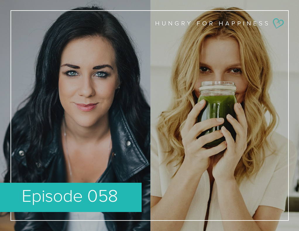 EP 058: How Meditation and Mindfulness Improve Our Physical Bodies with Sarah Anne Stewart