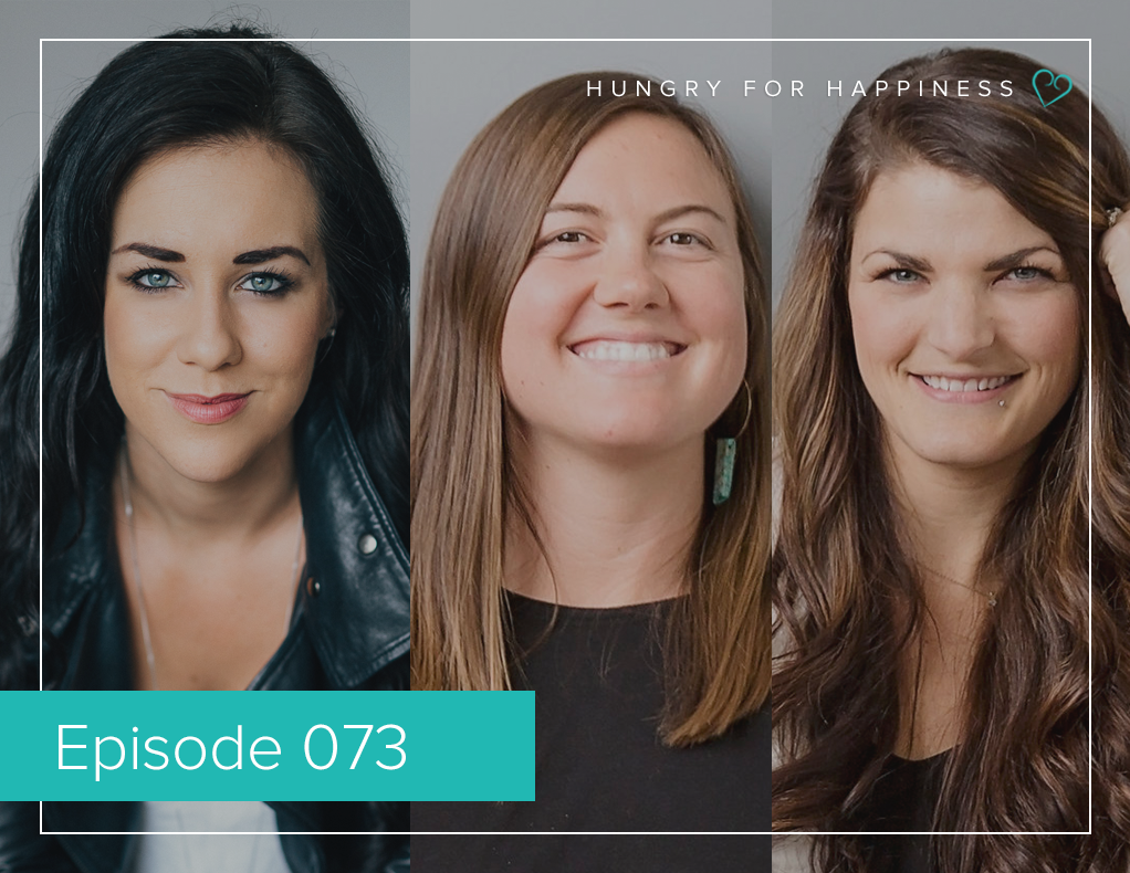 EP 073: Exploring Deep Layer of Self-Worth with Clara Wisner + Kylee Seifert