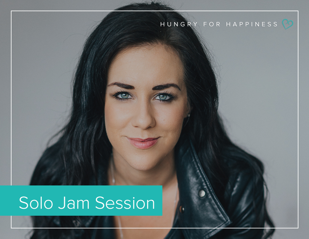 EP 085: SOLO JAM SESSION: CREATING BOUNDARIES AND USING DISCERNMENT