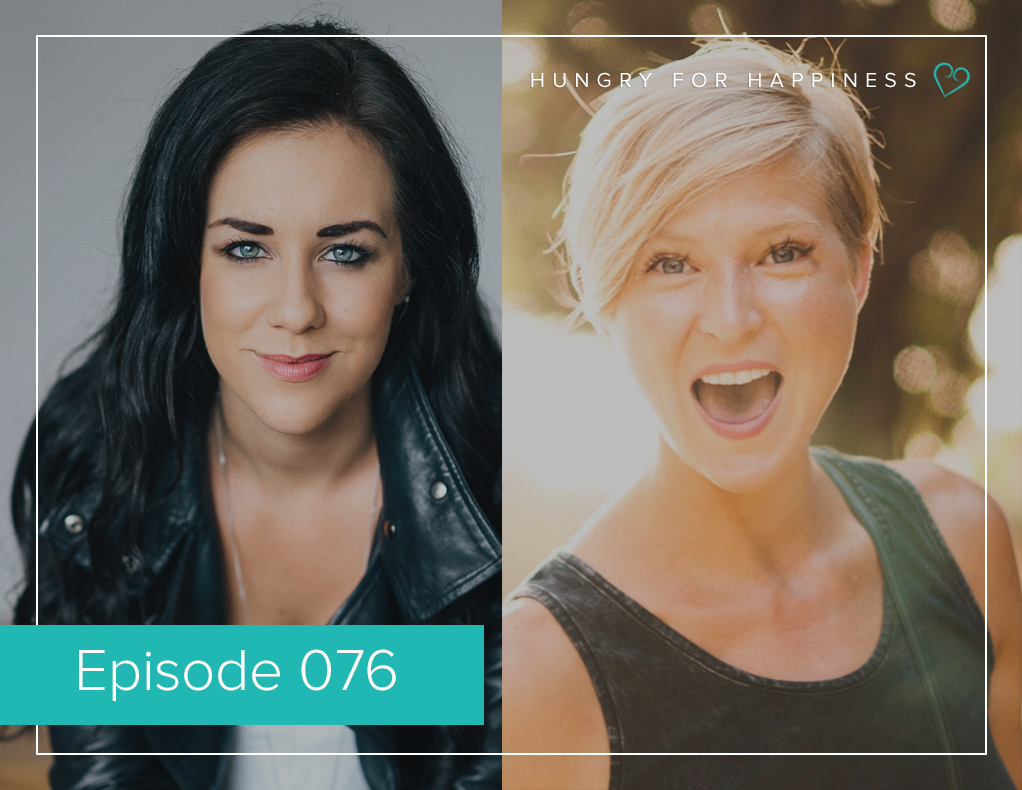 EP 076: STOP DOING AND START BEING WITH KIRSTEN ASHER