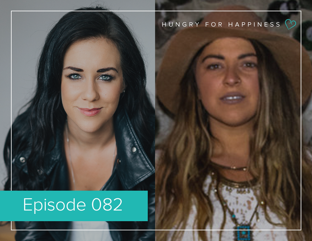 EP 082: HEALING OUR DARKNESS WITH SABRINA RICCIO