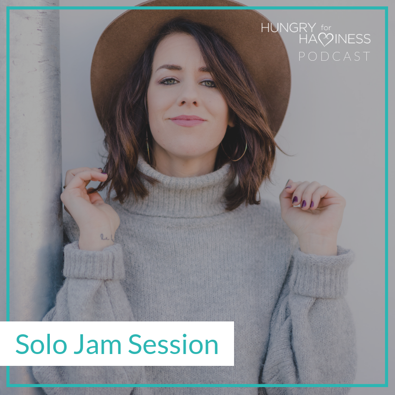 EP 124: SOLO JAM SESSION: HOW TO UP LEVEL, GET UNSTUCK AND MANIFEST ANYTHING YOU DESIRE