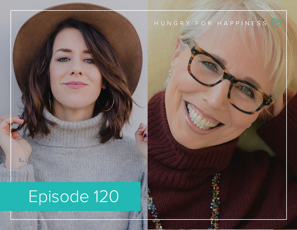 EP 120: HOW TO RELEASE SHAME AND GUILT WITH GENEEN ROTH