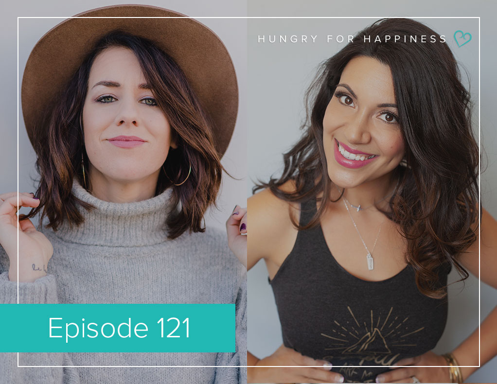 EP 121: DITCHING EXCUSES AND GUILT WITH STEFANIE GASS
