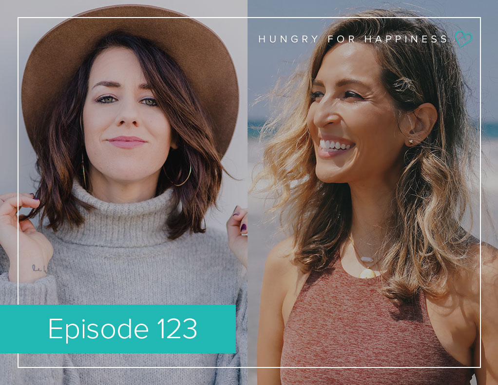 EP 123: THE IMPACT OF REST ON YOUR BODY WITH ROSIE ACOSTA